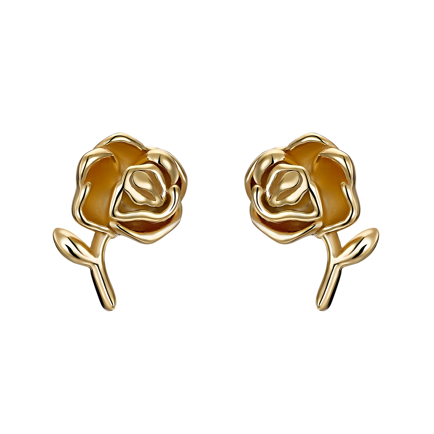 ROSE OHRSTECKER GOLD