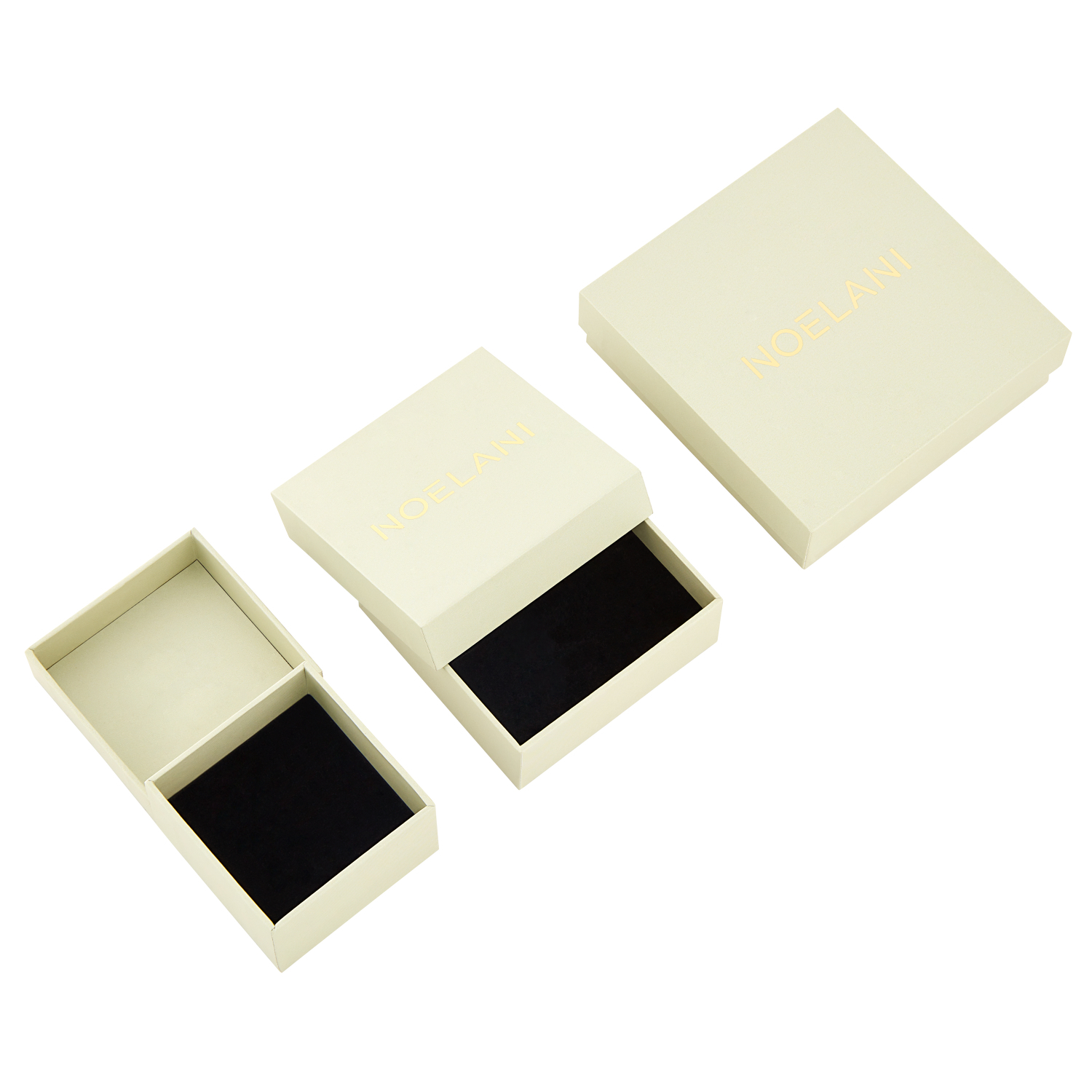 ROUNDED CORNERS CREOLEN GOLD