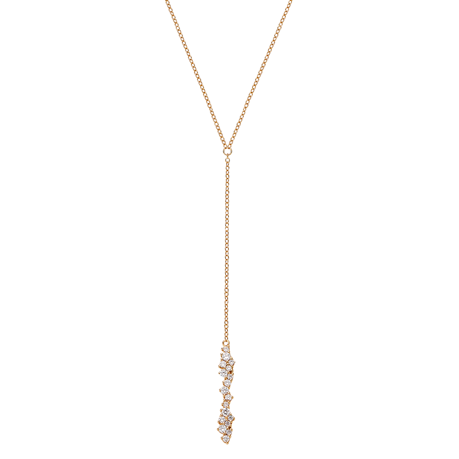 CLUSTER Y-COLLIER GOLD