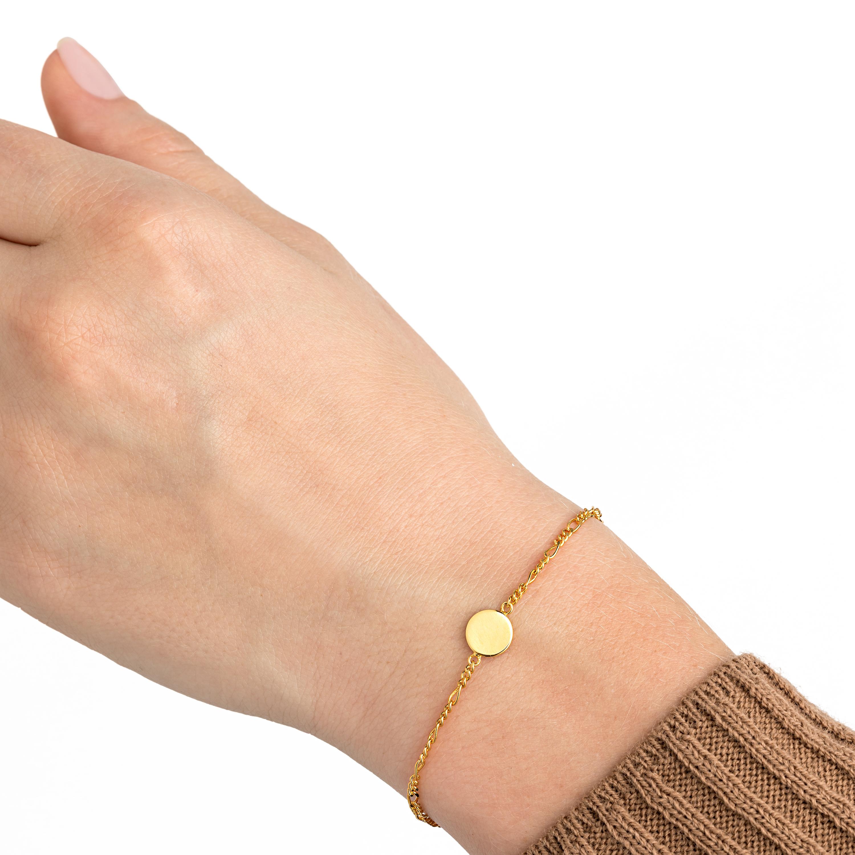 FIGARO ARMBAND GOLD
