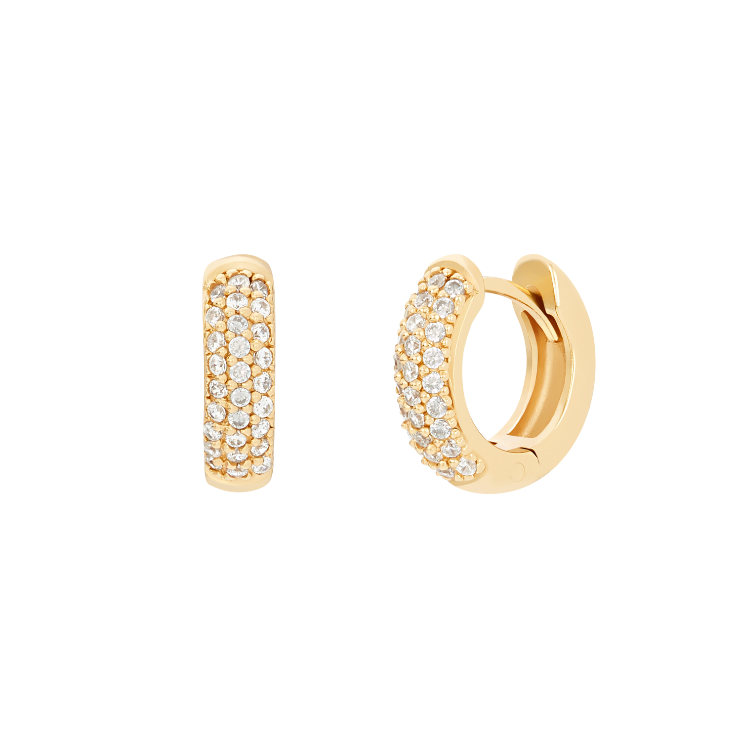 PAVE CREOLEN GOLD