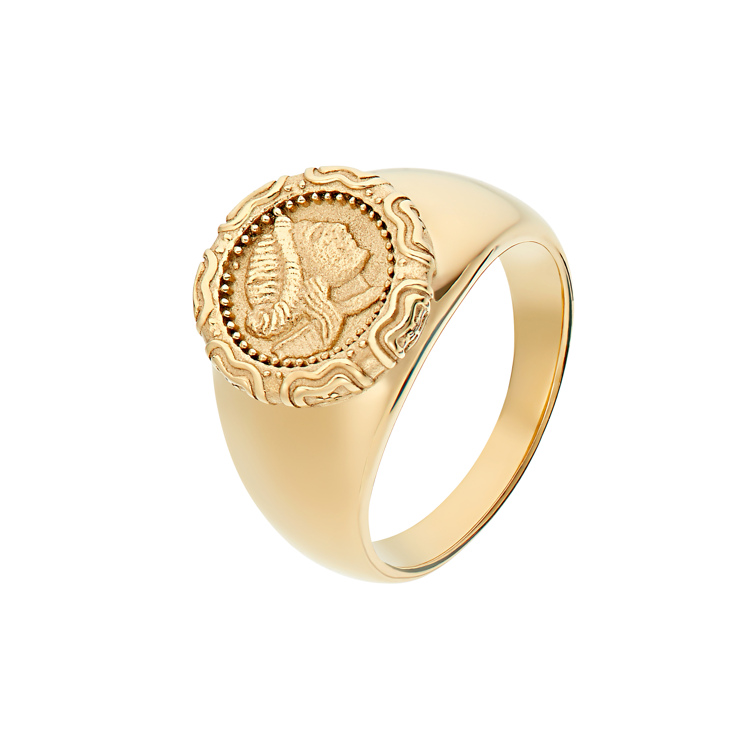 ANTIQUE RING GOLD