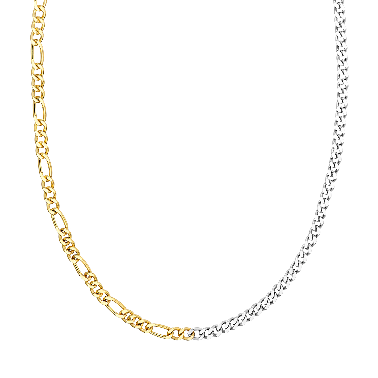 CHAIN MIX KETTE BICOLOR