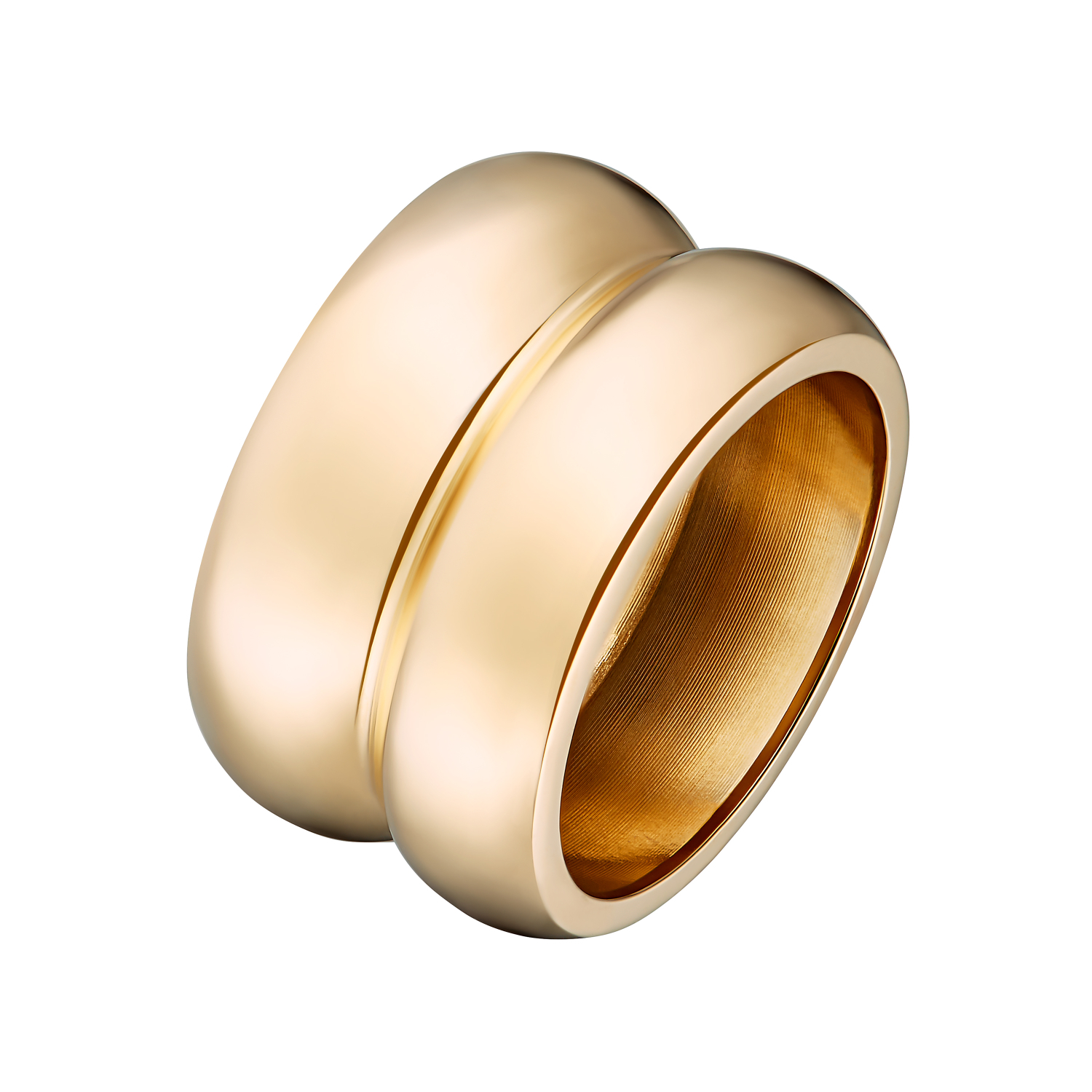 FAKE STACK RING GOLD