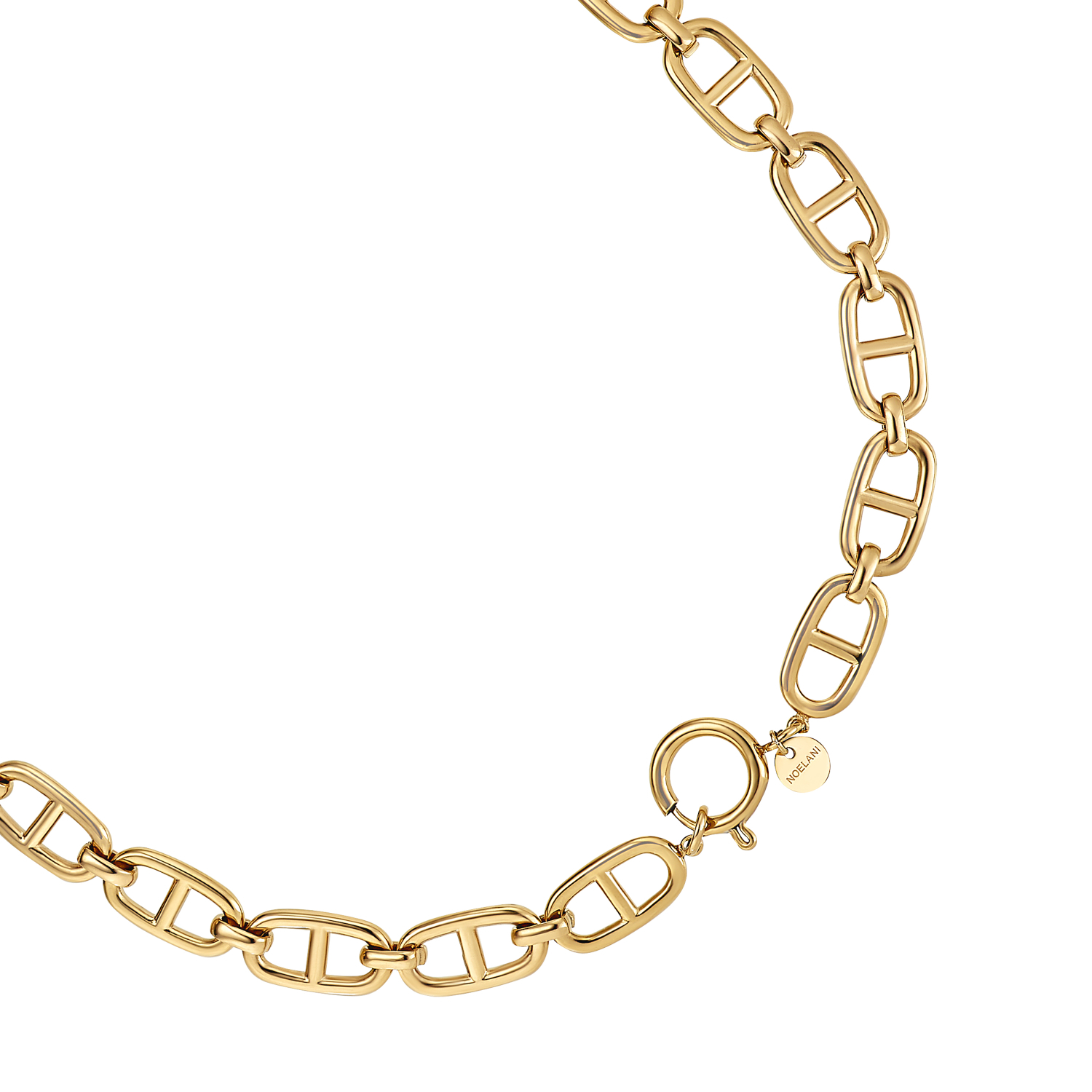 BRIDGE LINK KETTE GOLD