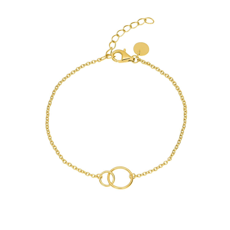 CIRCLE ARMBAND GOLD