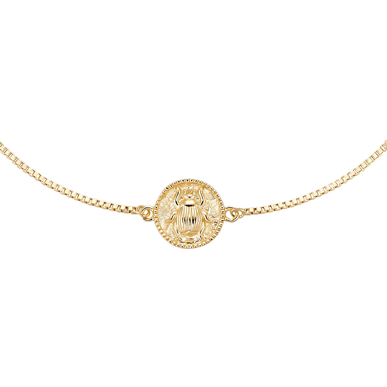 EGYPT MYTHOLOGY ARMBAND GOLD